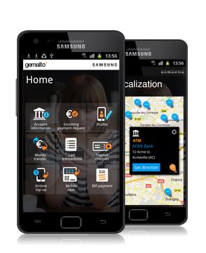 Gemalto MFS app