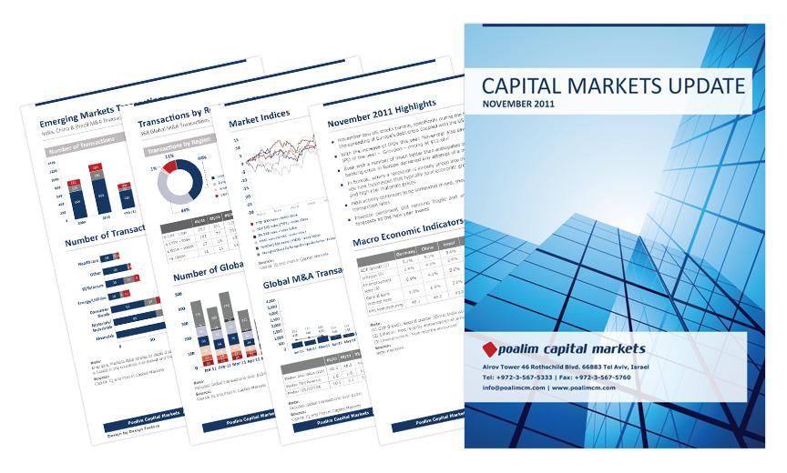 Poalim Capital Markets Newsletter