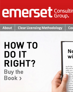 Emerset website