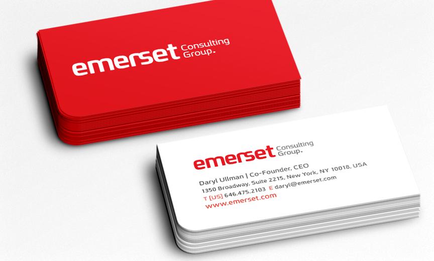 Emerset Identity Branding