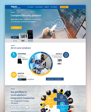 Complete Security Solution - one pager