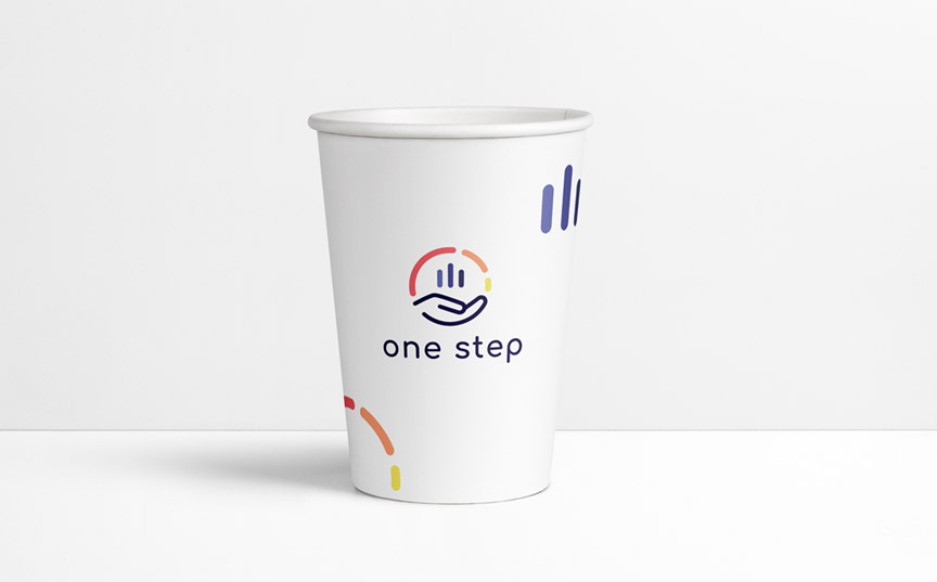 Onestep cup