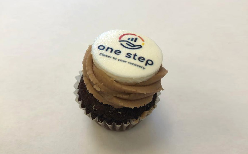 Onestep cupcake
